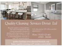 Quality Cleaning Service Dorset Ltd