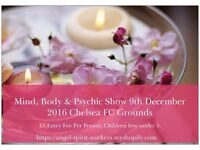 Tickets For the Mind Body and Psychic Show @ London's Chelsea FC