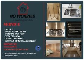 No Worries cleaning services