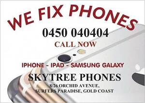 Screen Replacement Gold Coast iPhone iPad Galaxy Quality Repairs Surfers Paradise Gold Coast City Preview