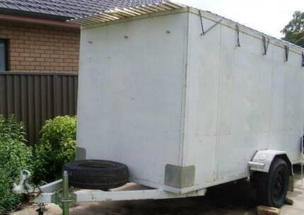 $30 Only / Day Hire or Rent 10x4x5 ft TRailer Box *Now Available Cranebrook Penrith Area Preview