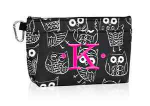 Thirty One Owl Cool Clip Thermal Pouch. NO MONOGRAM ON IT