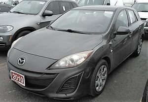 2010 Mazda Mazda3 5DR HATCH. PRICED TO SELL REGARDLESS OF YOUR C