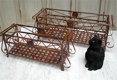 2er Set Balkonkasten Blumenkasten Pflanzkasten 0946474-a