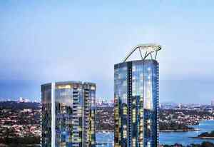 Rhodes Central 1 2 3 Bedrooms Apartments with Luxurious Waterview Rhodes Canada Bay Area Preview