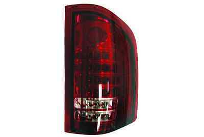 IPCW LEDT-3040CR Pair of Ruby Red Fiber Optic LED Tail Lights for Silverado