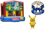 INFLATABLE BOUNCY CASTLE BIRTHDAY PARTY RENTALS