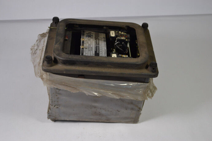 General Electric 12IAC66K58A Time Overcurrent Relay 1.5-4.5A *No Glass* USED