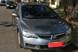 2006 Honda Civic Sedan manual