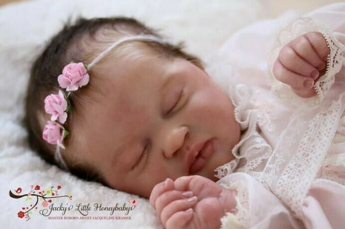 Kami Rose Reborn Doll Kit SOLE by Laura Lee Eagles