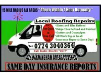 Roofing Services 07743040364