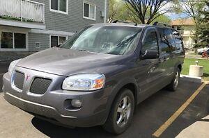 2007 Pontiac Montana SV6 Mini Van, Low KM(100K/km) $7200