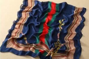 Luxury Brand new silk big scarf