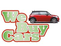 WE BUY YOUR CAR , VAN AND CARAVANS BEST PRICES PAID CASH IN YOUR POCKET TODAY