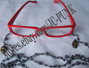 Black Butler Grell Sutcliff Cosplay Costume Glasses Free Shipping
