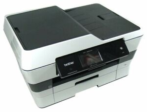 BROTHER multi function printer scanner - copier A4 & A3 capabilities
