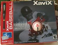 Xavix Interactive Wireless Baseball Game and Port System