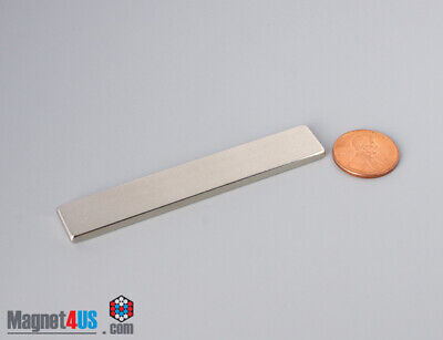 76x13x3mm 3x12x18thick N40 Rareearth Neodymium Block Rectangular Bar Magnet