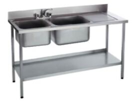Selection of SINKS & TABLES, Pay over 4 Months