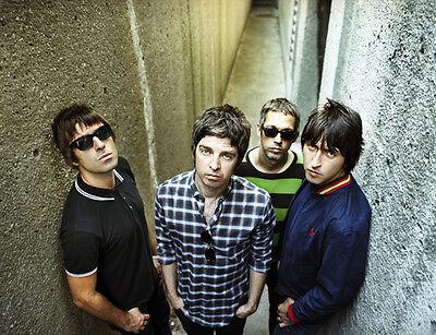 Noel And Liam Gallagher  Paul Arthurs   Paul Mcguigan Photo   D1263   Oasis