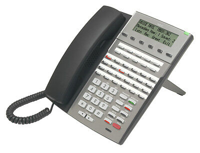 Nec Voip Dsx 34b Display Tel Bk Telephone Phone 1090034 Refurb 1 Year Warranty