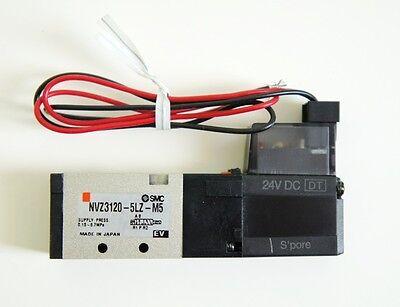 Magnetic Air Valve Type Nvz3120-5lm-m5 24v Dc
