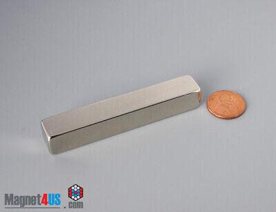 76 X13 X13mm 3 X 12x 12 Thick N4052 Rare Earth Neodymium Block Bar Magnets