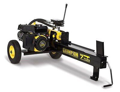 - 90720R - Champion 7-Ton Log Splitter - REFURBISHED