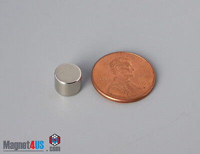 20pcs 516x14thick N40 Strong Rare Earth Neodymium Craft Hobbies Magnets Disc