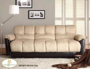 SALE ON COUCH THAT TURNS INTO BED (BF-162)