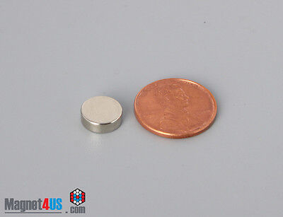 100pcs Rare Earth Neo Magnet Disc 38dia X 18thick N45 Craft Hobbies For Sale