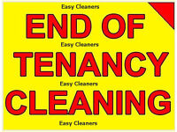 End of tenancy professional cleaning in West London