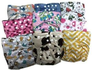 Cloth Diapers and Accessories, Mama Cloth, Bibs, MORE!! - Pick 10 for $95