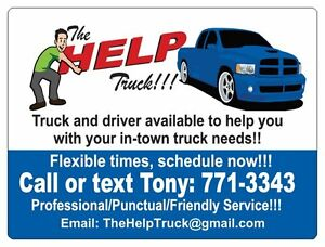 Truck and Driver for Hire!!! St. John's Newfoundland image 1