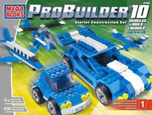 Mega Bloks Probuilder #9766