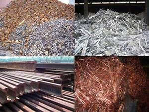 BUYING FERROUS AND NON FERROUS METAL!! BOOK now  Ingleburn Campbelltown Area Preview
