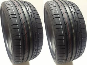 (2) 245/35R19 DURO DP8100 93W NEW TIRES 2453519 R19 TWO TIRE PAIR D812453519