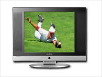 "Very nice Insignia TV 15"" LCD/DVD Combo HDTV + DVD built in!!!!"