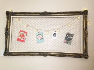 """31.5x56"""" Antique style frame"""