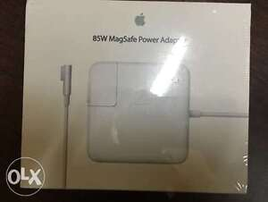 NEW APPLE charger Brand new sealed original box 85W 2012 Earlier