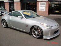2004 Nisan 350Z Coupe ****LOW MILES FSH****