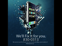 iPHONE REPAIR AND UNLOCKING SERVICE - HALIFAX, DARTMOUTH NS