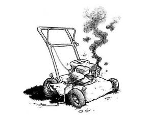 Riding lawn mower - Spring tune up