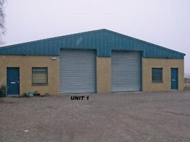 Industrial/storage Unit To Let- 960 square ft