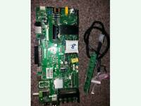 """Main Board For 43"""" SHARP LCD TV"""