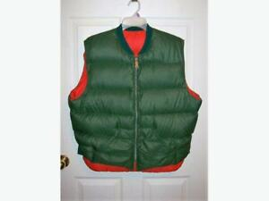 Wanted: vintage down vest or down jacket