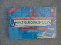 Monopoly - Make your own Oploy