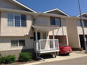 2 bdrm + den and single attached garage plus driveway to park