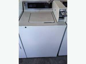 COIN OPERATED  WASHER / DRYER $ 899.00 Warranty.....647 970 1612