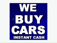Cars wanted for cash!!!